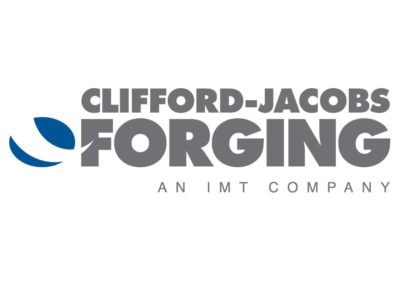 Clifford-Jacobs Forging logo